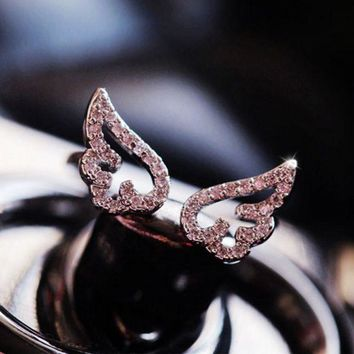 ONETOW Angel wings wings open ring rings ring accessories