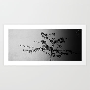 Light & Nature Art Print by Derek Delacroix