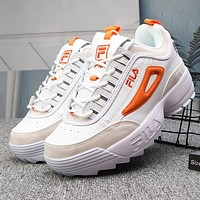 FILA Disruptor2 Women Fashion Sneakers Sport Shoes