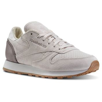 Reebok Classic Leather Bread & Butter - White | Reebok US