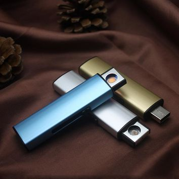 USB Electronic Lighter Rechargeable Cigarette Lighter