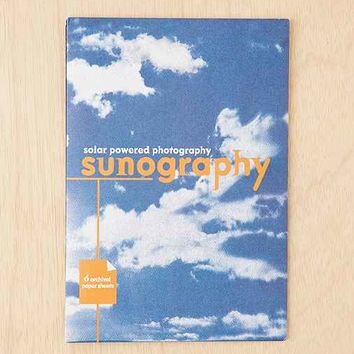 Sunography Solar-Powered Photograph Paper Film Pack