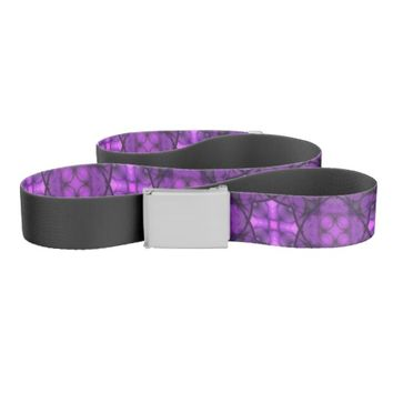 Twilight Bloom Belt