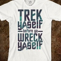 Trek Yo Self