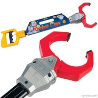 Robot Claw Grabber - Toysmith - Pack of 12 ea