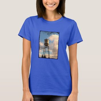 Campbell CA Water Tower Women's T-Shirt