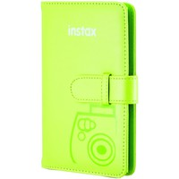 Fujifilm(R) 600018326 Instax(R) Wallet Album (Lime Green)