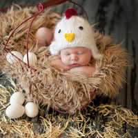 Newborn Baby Girls Boys Crochet Knit Costume Photo Photography Prop = 4457477572