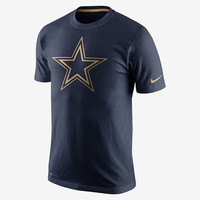 Dallas Cowboys Gold Collection Performance T-Shirt - Navy Blue