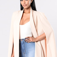 The Great Escape Jacket - Taupe