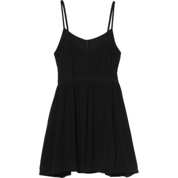 Mink Pink Midnight Sun Dress - Women's Black,