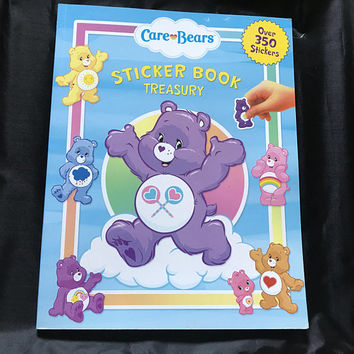 Care Bears Sticker Book Treasury