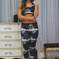 Daybreak Warrior Active Leggings