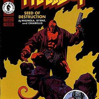 Hellboy: Seed of Destruction #1 (of 4) :: Profile :: Dark Horse Comics