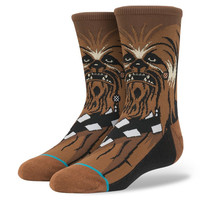 Stance - Chewie Boys - Star Wars - Brown