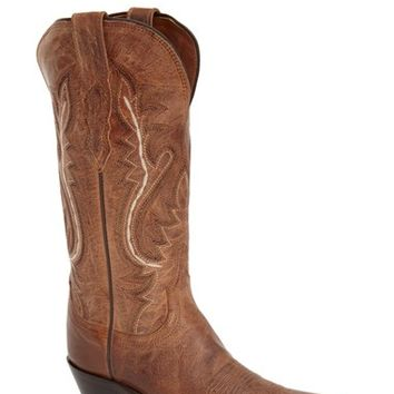 Women's Lucchese 'Madras' Western Boot,