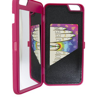 MIRROR WALLET IPHONE CASE