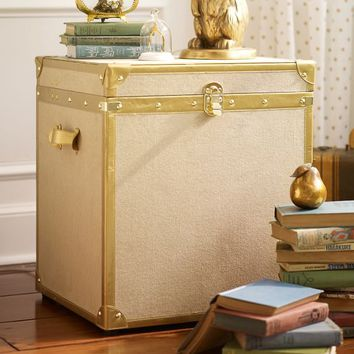 The Emily & Meritt Travelers Trunk