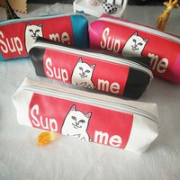 Supreme x RipNDip Pencil Cases
