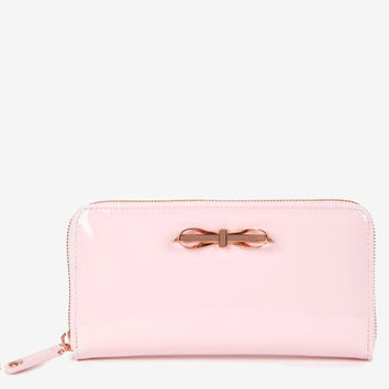 Patent matinee - Baby Pink | Wallets | Ted Baker