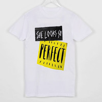 She Looks So Perfect Song 5 Seconds Of Summer T Shirt