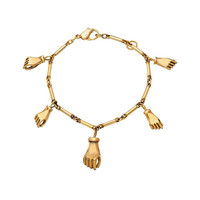 Gillian Steinhardt Right Hand Charm Bracelet