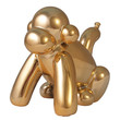 Made by Humans Monkey Balloon Bank - Gold