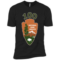 Celebratings 1st NPS100 years National Parks Services Tshirt