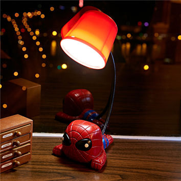 Creative Cartoons LED USB Lamp [6283329094]