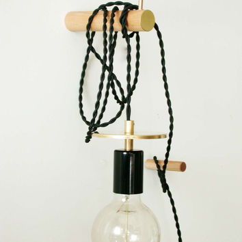 Hanging Wall Sconce Light : Wall Sconce Hanging Lamp Pendant Lighting from ColorsOfLoveLight