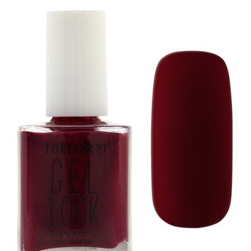 Berry Gel Look Nail Polish