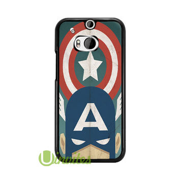 Vintage Captain Americ  Phone Cases for iPhone 4/4s, 5/5s, 5c, 6, 6 plus, Samsung Galaxy S3, S4, S5, S6, iPod 4, 5, HTC One M7, HTC One M8, HTC One X
