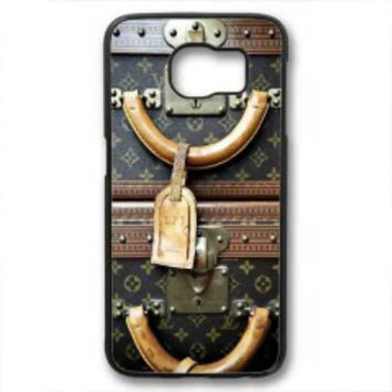 Louis Vuitton Vintage luggage for samsung galaxy s6 case