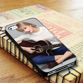 Taylor Swift Singer iPhone 4 | iPhone 4S Case