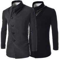 Designer Men Fashion Slim Fit Blazer Coat