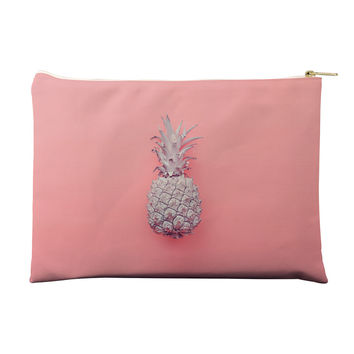 Tiny Pink Pineapple Pouch