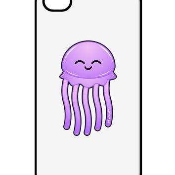 Cute Jellyfish iPhone 4 / 4S Case  by TooLoud