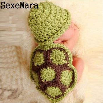 Newborn Photography Prop - Turtle
