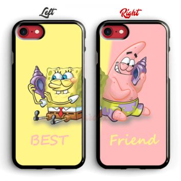 Buy Spongebob and Patrick Best Friend Phone Cases for iPhone