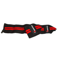 Olympic Style Weightlifting Workout Wrist Wraps from StrongerRx