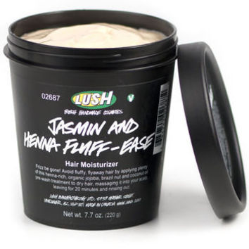 Jasmine & Henna Fluff Eaze Hair Treatment