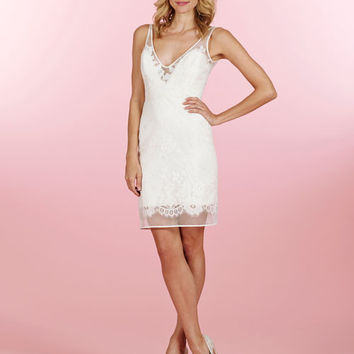 6458 Dress Only
