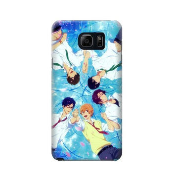 P2127 Free Iwatobi Swim Club 02 Phone Case For Samsung Galaxy Note 5