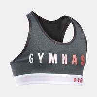 Girls' UA HeatGear® Armour GYMNAST Sports Bra | Under Armour US