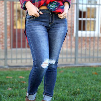 the sydney low rise skinny jeans