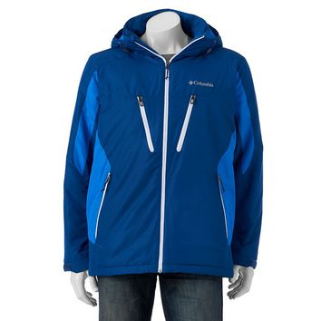 Columbia Sportswear Antimony IV Colorblock Softshell Jacket