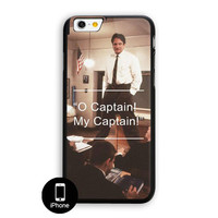 Robin Williams Dead Poets Society iPhone 6 Case