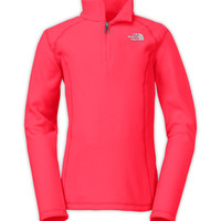 The North Face Girls' Tops GIRLS' GLACIER 1/4 ZIP
