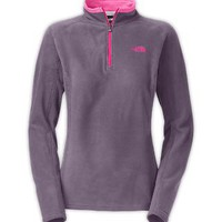 The North Face Women's Shirts & Tops WOMEN'S GLACIER 1/4 ZIP