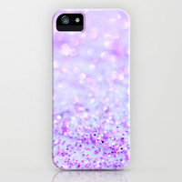 Sweetly Lavender iPhone & iPod Case by Lisa Argyropoulos